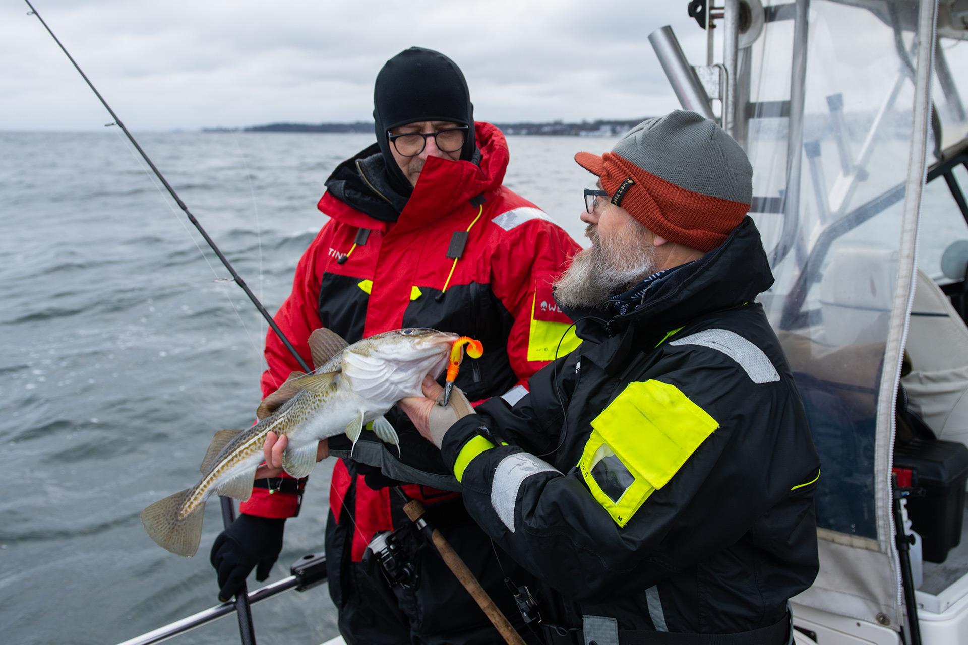 Booking Svenstrup Sportfishing