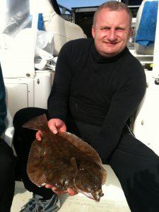 Fladfiskefiskeri Øresund