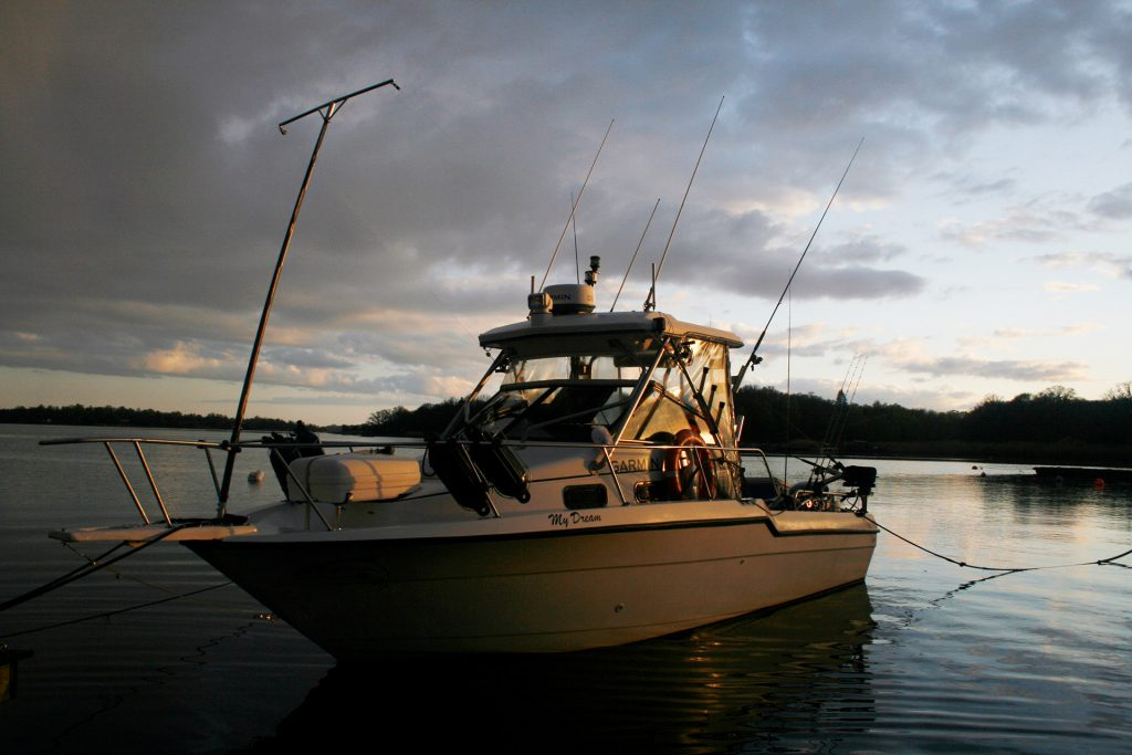 Om båden Svenstrup Sportsfishing