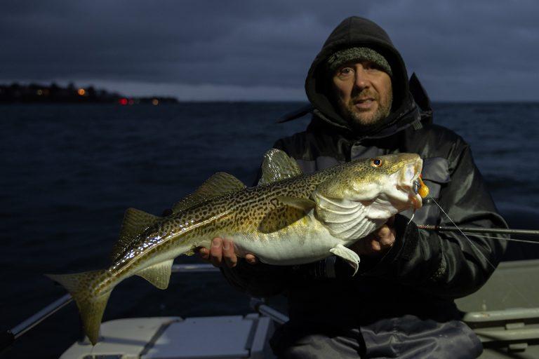 Torskefiskeri Øresund