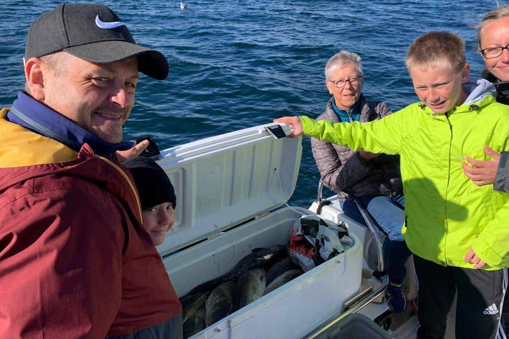 Fiskeri Øresund
